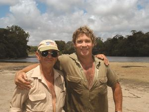Steve Irwin's final days through dad's eyes